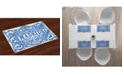 Ambesonne Spanish Place Mats, Set of 4