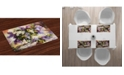 Ambesonne Lilac Place Mats, Set of 4