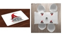 Ambesonne Gnome Place Mats, Set of 4