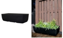 "RTS Home Accents Urban Planter Body - 36"" x 15"""