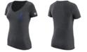 Nike Women's Kentucky Wildcats Tri-Blend V-Neck T-Shirt