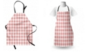 Ambesonne Checkered Apron