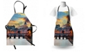 Ambesonne Italy Apron