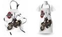 Ambesonne Motorcycle Apron