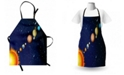 Ambesonne Space Apron