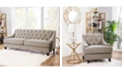 Abbyson Living Virginia Living Room Collection