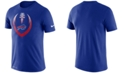 Nike Men's Buffalo Bills Dri-Fit Cotton Modern Icon T-Shirt