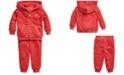 Polo Ralph Lauren Baby Boys Velour Hoodie & Pants