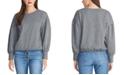 RACHEL Rachel Roy Elizabeth Drawstring-Hem Sweater