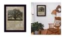 "Trendy Decor 4U Life Is By John Jones, Printed Wall Art, Ready to hang, Black Frame, 20"" x 26"""