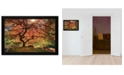 """Trendy Decor 4U First Colors of Fall by Moises Levy, Ready to hang Framed Print, Black Frame, 20"""" x 14"""""""