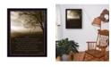 "Trendy Decor 4U Life Is By Dee Dee, Printed Wall Art, Ready to hang, Black Frame, 18"" x 22"""