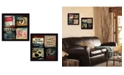 """Trendy Decor 4U At The Movies Collection By Mollie B., Printed Wall Art, Ready to hang, Black Frame, 28"""" x 14"""""""