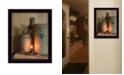 "Trendy Decor 4U No.3 Bee Sting By SUSAn Boyer, Printed Wall Art, Ready to hang, Black Frame, 14"" x 18"""