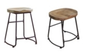 Coaster Home Furnishings Palmer Backless Counter Stool