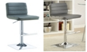 Coaster Home Furnishings Calexico Adjustable Upholstered Bar Stools, Set of 2