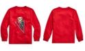 Polo Ralph Lauren Toddler Boys Ski Bear Cotton Jersey T-Shirt