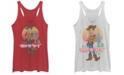 Fifth Sun Disney Pixar Juniors' Toy Story 4 Hey Howdy Tri-Blend Tank Top