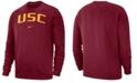Nike Men's USC Trojans Club Fleece Crewneck Sweatshirt