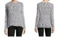 John Paul Richard Petite Eyelash-Knit Sweater