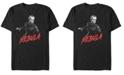 Marvel Men's Avengers Endgame Nebula Grayscale Portrait, Short Sleeve T-shirt