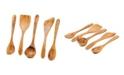 BeldiNest Olive Wood Kitchen Utensils Set of 5-Piece