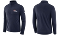 Nike Men's Denver Broncos Core Half-Zip Pullover