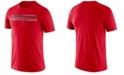 Nike Men's Tampa Bay Buccaneers Dri-FIT Mezzo Tear T-Shirt