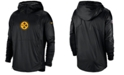 Nike Men's Pittsburgh Steelers Repel Lightweight Player Jacket