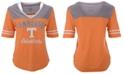 Colosseum Women's Tennessee Volunteers Mr Big V-neck T-Shirt