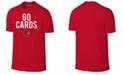 Retro Brand Men's Louisville Cardinals Slogan T-Shirt