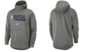 Nike Men's Indiana Pacers Spotlight Pullover Hoodie