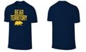 Retro Brand Men's California Golden Bears Slogan T-Shirt