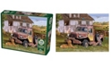Cobble Hill Puzzle Company Summer Truck Jigsaw Puzzle - 1000 Piece