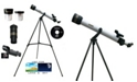 Cassini 600mm x 50mm Day and Night Refractor Telescope and Tripod Kit