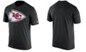 Nike Men's Kansas City Chiefs Legend Logo Essential 3 T-Shirt