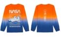 Jem Big Boys NASA Grid Ombré T-Shirt