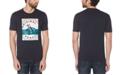 Original Penguin Men's Stamp Pete Logo Graphic T-Shirt