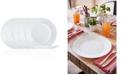 """Luminarc Harena Dinner Plate 10.5"""" White - Set of 6"""