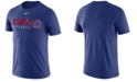 Nike Men's Chicago Cubs Dri-Fit Practice T-Shirt