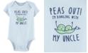 Carter's Baby Boys Peas Out Cotton Bodysuit