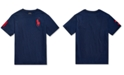 Polo Ralph Lauren Big Boys Big Pony Cotton Jersey T-Shirt
