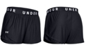 Under Armour Plus Size Play Up Shorts 3.0