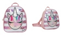 OMG! Accessories Toddler, Little and Big Kids Striped Miss Gwen Unicorn Mini Backpack