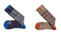 Johnston & Murphy Flex Fineline Socks