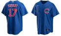 Nike Men's Kris Bryant Chicago Cubs Official Player Replica Jersey