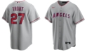 Nike Men's Mike Trout Los Angeles Angels Official Player Replica Jersey