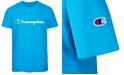 Champion Little Boys Ombré Script Logo T-Shirt