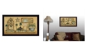 Trendy Decor 4U Trendy Decor 4u Home Sweet Home by Mary June, Printed Wall Art, Ready to Hang Collection