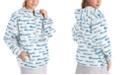 Champion Women's Logo-Print Water-Resistant Packable Windbreaker
